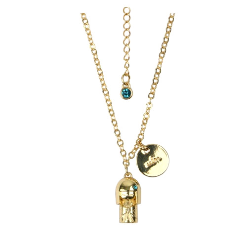 collier charms