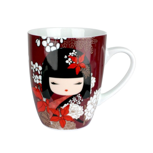 kokeshi kimmidoll accessoires nobuko grande tasse. Black Bedroom Furniture Sets. Home Design Ideas