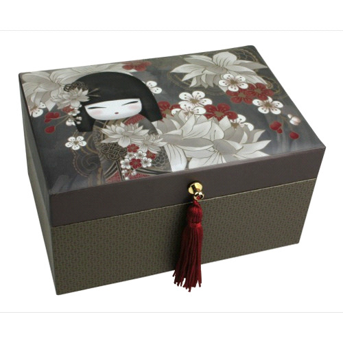 kokeshi kimmidoll accessoires tatsumi boite bijoux. Black Bedroom Furniture Sets. Home Design Ideas