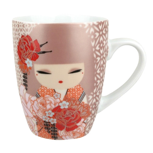 kokeshi kimmidoll accessoires yumiko grande tasse. Black Bedroom Furniture Sets. Home Design Ideas
