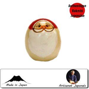 Kokeshi Noel  Mini Santa Ss (3.5cm)