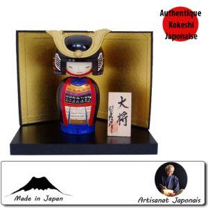 Kokeshi Guerriers  Taisyo (14cm)