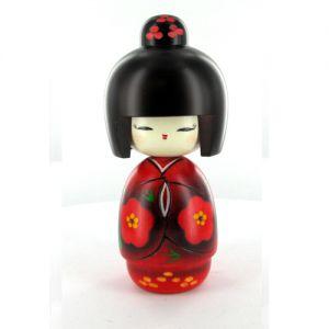 Kokeshi Jeunes filles  Hohoemi S (13cm)