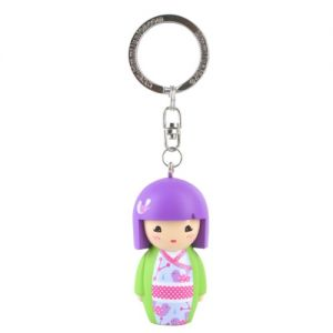 Kimmi Junior Aesha - Porte-clés Kimmi Junior (4,5cm)