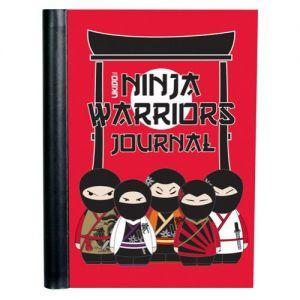 Accessoires Ukido Ninja  Journal Ninja Warrior (21.8 Cm)