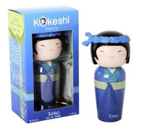 Univers Kokeshi  Tonka de Kokeshi, le parfum des jeunes Samouraïs !