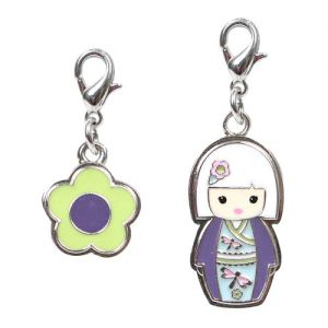 Kimmi Junior  Jasmine - Set De 2 Charms Kimmi Junior