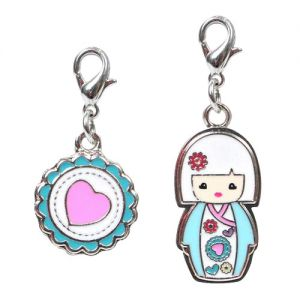 Kimmi Junior  Evie - Set De 2 Charms Kimmi Junior