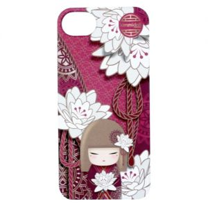 Kimmidoll Accessoires   Satoko - Coque Iphone 5 Kimmidoll