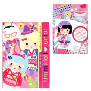 Kimmi Junior  Cahier D�guisement Magique Kimmi Junior!
