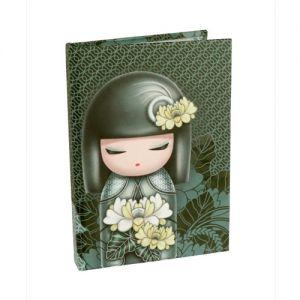 Kimmidoll Accessoires   Tsuki - Carnet Avec Crayon - Kimmidoll