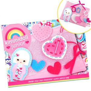 Kimmi Junior  Avery - Trousse � Broder - Kimmi Junior