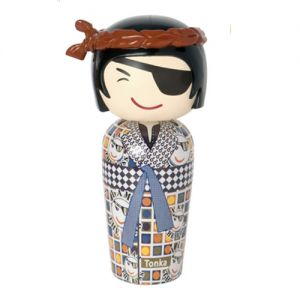 Kokeshi Parfums  Miniature Tonka - The Mini Kokeshi - Valéria Attinelli Collection