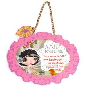 Accessoires Verity Rose Plaque - Amies pour la Vie - Verity Rose