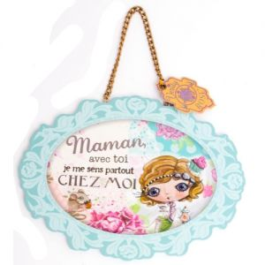 Accessoires Verity Rose Plaque - Maman - Verity Rose