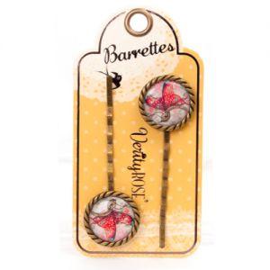 Accessoires Verity Rose Barrettes - Papillon - Verity Rose