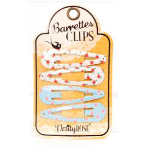 Accessoires Verity Rose Barrettes Clips - Cupcake - Verity Rose