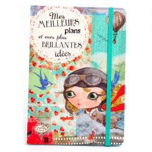 Carnet Verity Rose Carnet A5 - Bon Plans - Verity Rose