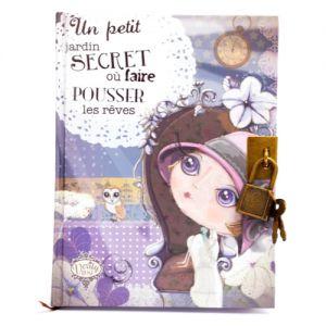Carnet Verity Rose Journal Intime - Un Petit Secret - Verity Rose