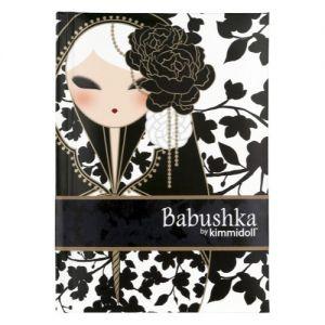 Babushka Accessoires  Carnet - Babushka Noir