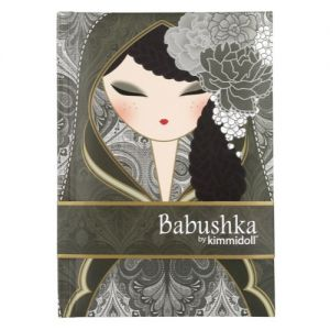 Babushka Accessoires  Carnet - Babushka Olive