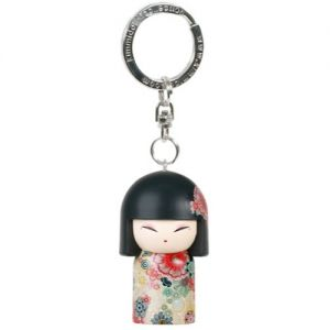 Kimmidoll Bijoux  Tamako - Porte-clés Kimmidoll (5cm)