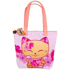 Mani Accessoires  Sac Tote - Chat Mani N°15