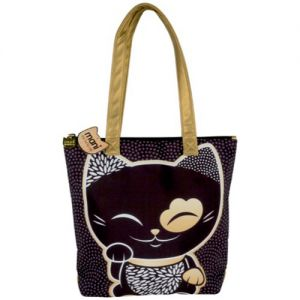 Mani Accessoires  Sac Tote - Chat Mani N°16
