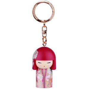 Kimmidoll Bijoux   Tomomi - Porte-clés Kimmidoll (5cm)