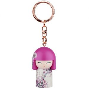 Kimmidoll Bijoux   Makoto - Porte-clés Kimmidoll (5cm)
