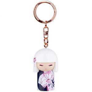 Kimmidoll Bijoux   Hiroko - Porte-clés Kimmidoll (5cm)