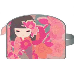 Kimmidoll Accessoires   Mana - Trousse De Maquillage 20*15*7 - Charme