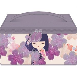 Kimmidoll Accessoires   Kiyomi - Vanity Kimmidoll 22*10*16 - Beauté à l'état pur